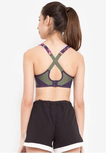 3bcafea44f Shop Triumph Triaction Magic Motion Padded Sports Bra Online on ZALORA  Philippines