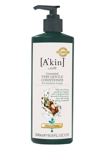 A'kin A'kin Unscented very Gentle Conditioner AK523BE09WWCMY_1