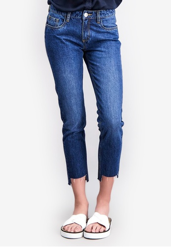 BENCH blue Slim Fit Jeans F7B0EAA6B58280GS_1