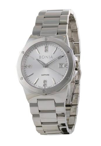 Bonia silver Bonia BP10447-2312 - Jam Tangan Wanita - Silver E15B2AC69F3359GS_1