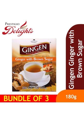 Prestigio Delights Gingen Ginger with Brown Sugar Bundle of 3 A1F4CES9E0245EGS_1