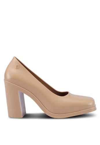 Melissa 米褐色 Melissa Shift Ad 高跟鞋 9D268SH4DE01EAGS_1