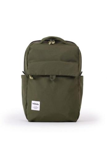 Hellolulu green Mini Carter All Day Backpack D6C6BAC4D5AAB8GS_1