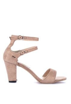 3a4268c04a35 Huxley beige Laili High Heels 490D3SH92BBFADGS 1