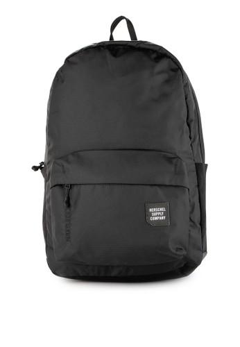 Herschel black Rundle Backpack 9316EAC17FF435GS_1