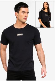 571c8915 VANS black AP Drop V Box Short Sleeve Tee 625D7AA3AB8641GS_1