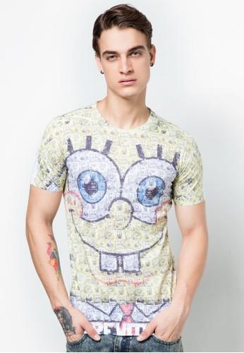 海綿esprit mongkok寶寶設計 TEE, 服飾, 印圖T恤