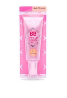 BB Make-up Cream 5 in 1 01