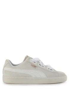 Puma white Suede Heart Artica Wn S Shoes D441ASHD13D2AAGS 1 4cd6c6e40