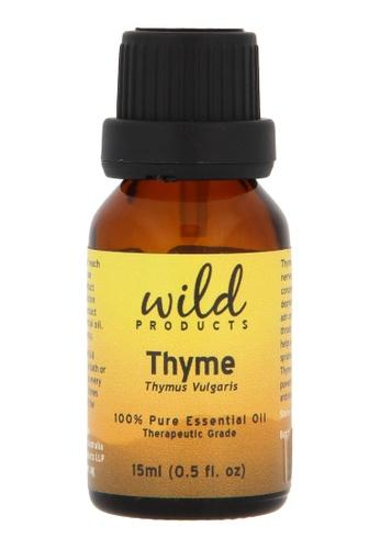 Wild Products Thyme (Thymus vulgaris) - 15 ml 34999BE070E675GS_1