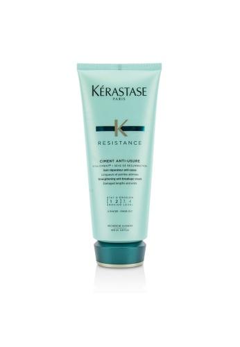 Kérastase KÉRASTASE - Resistance Ciment Anti-Usure Strengthening Anti-Breakage Cream - Rinse Out (For Damaged Lengths & Ends) 200ml/6.8oz C606EBE88DEDDEGS_1