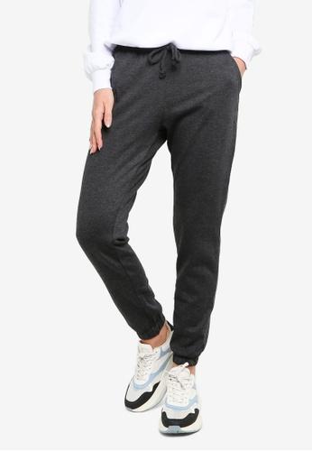 H&M grey Sweatpants 68B63AA3E19228GS_1