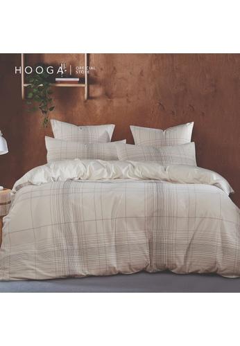 HOOGA Hooga Quilt Cover Set Sanford D6B4CHLEFEDE2FGS_1