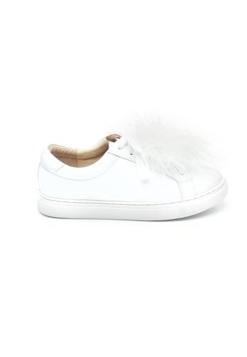 Elisa Litz white Morita Two Way Sneakers (White) FEDF5SH644AF28GS_1