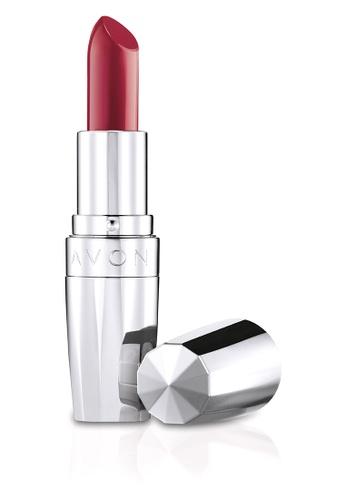 Avon red Totally Kissable Lipstick in Smitten Red AV454BE55QXSPH_1