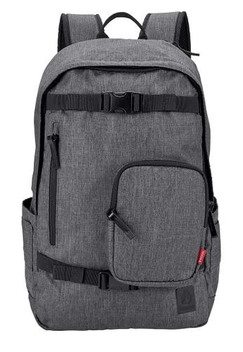 b0508f6903e9 Nixon grey Nixon - Smith Backpack - Charcoal Heather (C2955168)  E8812AC859EC40GS 1