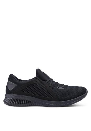 Asics black Gel-Kenun Knit MX Shoes 0D55CSH2D6A688GS_1