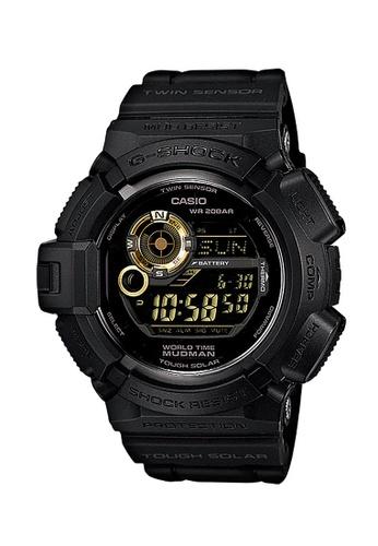 Casio black CASIO G-SHOCK WATCH G-9300GB-1DR 97757AC0B7C74DGS_1
