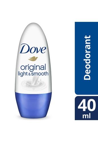 Dove n/a Dove Deodorant Roll-On Original 40Ml FEB4DBE103A73EGS_1