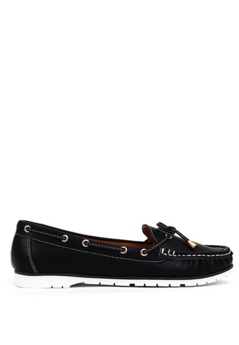 World Balance black Lottie L Loafers B25F8SH3FA903CGS_1