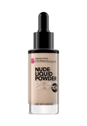 BELL HYPOALLERGENIC beige Bell Hypoallergenic Nude Liquid Powder 04 Golden Beige 3E2B3BEDD7412BGS_1