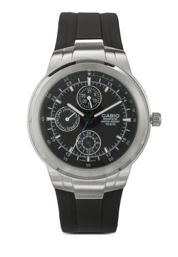 EF305-1AV Edifice 多功能樹脂男士手錶, 錶類, esprit 手錶飾品配件