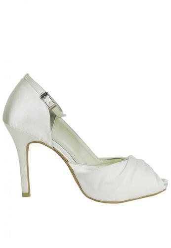 Jacque white Chapel White Heels JA262SH06IRLMY_1