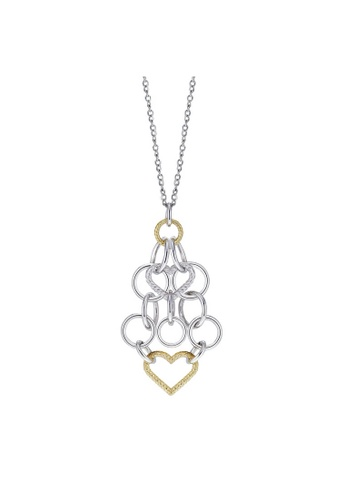 Morellato gold Essenza Necklace Jewel Rhodium-Plated In Silver SAGX02 5073AACE526875GS_1