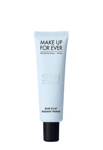 MAKE UP FOR EVER blue STEP1 Skin Equalizer- RADIANT PRIMER BLUE 30ML AECCBBEC5DDCA8GS_1