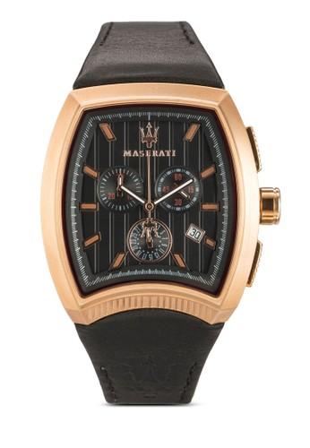 Maserati Calandraesprit暢貨中心 R8871605003 男性計時功能手錶, 錶類, 飾品配件