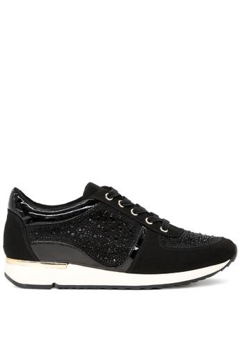 RAG & CO 黑色 黑色运动鞋 RCSH1724 40DADSHA3BEE78GS_1
