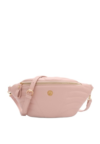 Volkswagen pink Women's Sling Bag / Crossbody Bag / Chest Bag 433BFACC1BAB34GS_1