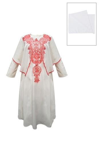ESTRELLA white Muslim Dress Anak ESM 83 4/10 27EB4KA43983BCGS_1