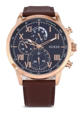 Guess Watches blue GW0011G4 Dress Watch 9277FACFEAE2A6GS_1