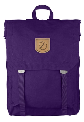 Fjallraven Kanken purple Purple Foldsack No.1 Backpack 02E04ACDA07CDBGS_1