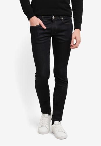 Electro Denim Lab blue Indie Skinny Jeans EL966AA0SF7WMY_1