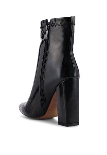 1ce26bb12262 Shop Public Desire Rejoice Point Toe Block Heel Ankle Boots Online on  ZALORA Philippines
