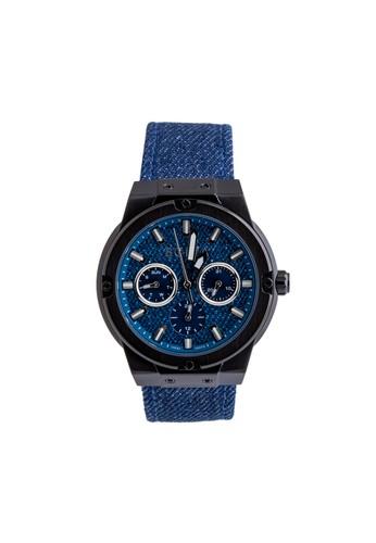 BONIA navy Bonia B10473-2782 - Jam Tangan Wanita - Blue Black 29C2CACD03E61AGS_1