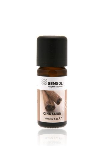 Sensoli Aromatherapy SENSOLI Cinnamon (Bark) Pure Essential Oil 10ml E4227HL87BE1B7GS_1