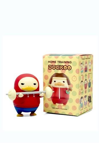 Popmart multi Pop Mart Ducko Home Trainning At Home - Blind Box D21CBTH4A26B24GS_1