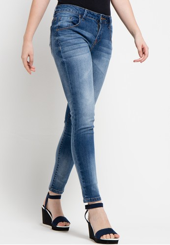 DocDenim blue Docdenim Ladies Sakura Jeans DO336AA85LRMID_1