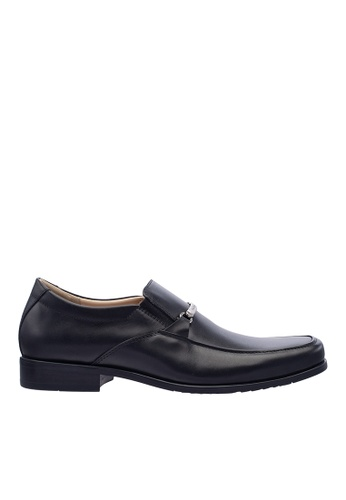 Hush Puppies black Hush Puppies Men's Griffin Lace Up Dress Shoe - Black 656BASH412176FGS_1