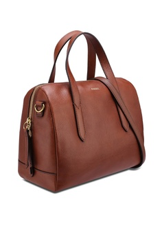 515f21bb0b7 35% OFF Fossil Sydney Satchel SHB1978210 S  349.00 NOW S  226.85 Sizes One  Size. Guess brown Vikky Tote Bag 18B84AC8BA25B2GS 1