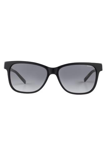 ESPRIT ESPRIT Wayfarer Black Sunglasses ET17899 ES374AC71GAAMY_1