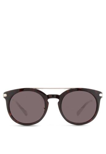 Fossil brown Vintage Pantos Sunglasses FO164GL68HSPMY_1