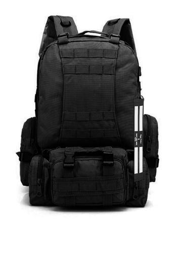 Twenty Eight Shoes black Dark Military Style Backpack BL012 79700ACAE1D38CGS_1