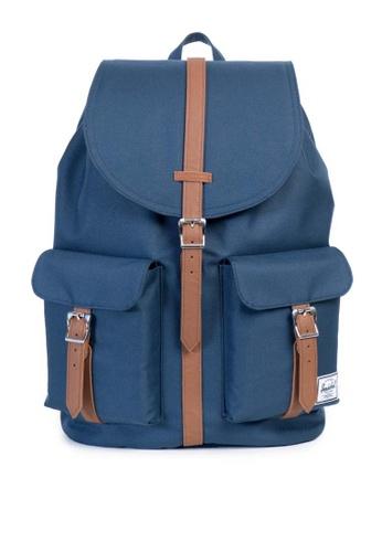 Herschel Blue Dawson Backpack He958ac0k9ymph 1