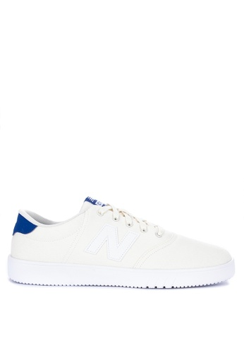 New Balance white CT10 Lifestyle Sneakers BCE8CSHEB35934GS_1