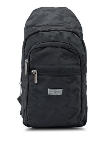 Swiss Polo black Chest Bag 94A1EACA8FC4A1GS_1