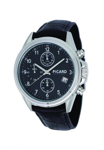 Picard black Picard Dress Watch PI517AC05AJASG_1